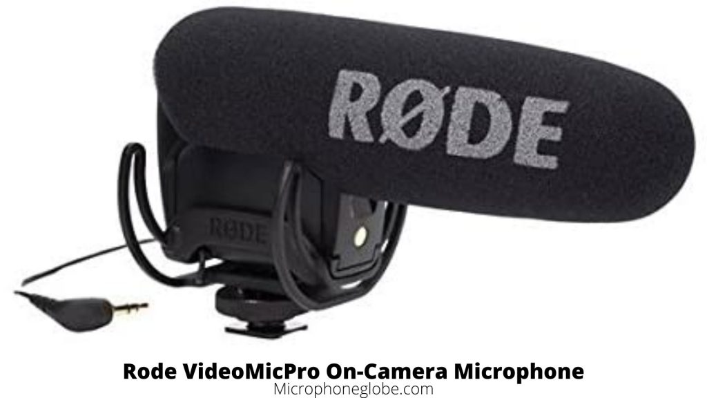 Rode VideoMicPro On-Camera Microphone