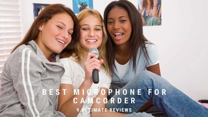 best microphone for camcorder
