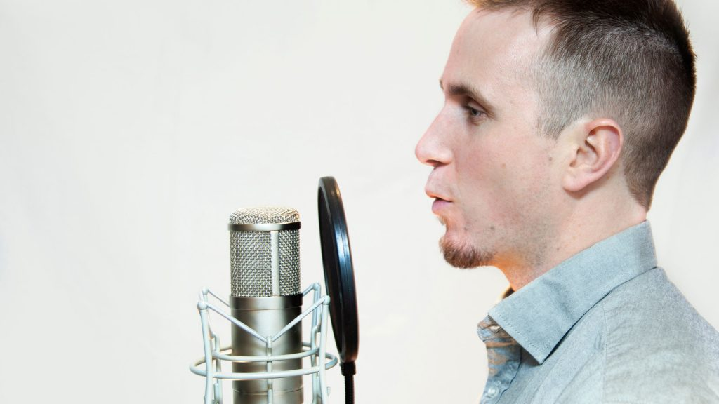 Condenser Mic For Voice Over
