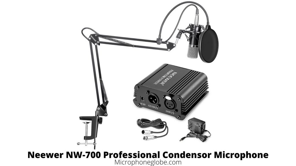Neewer NW-700 Professional Condensor Microphone