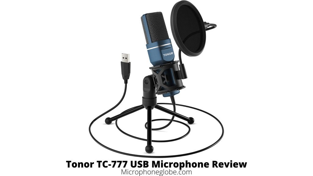 Tonor TC-777 USB Microphone Review