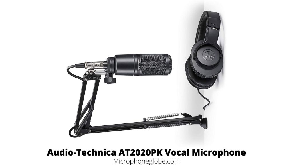Audio-Technica AT2020PK Vocal Microphone