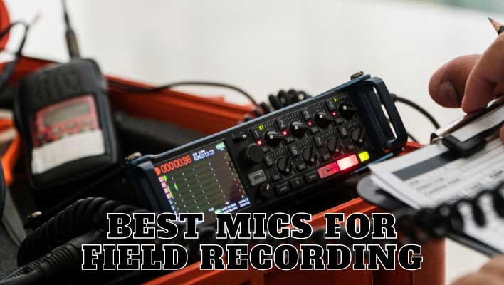 Best mics for field recording
