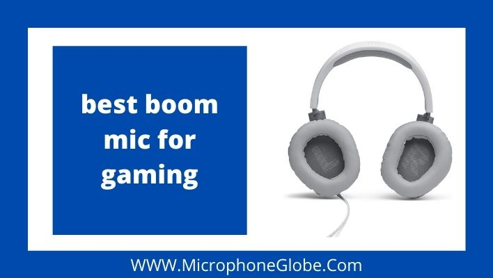 best boom mic for gaming